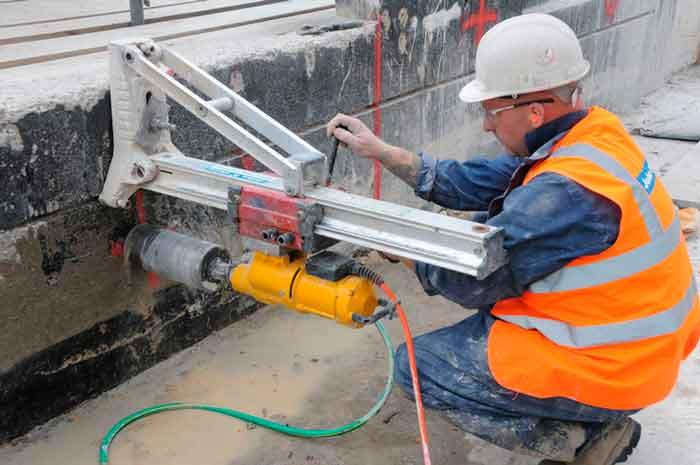 Алмазная резка бетона москва вакансии состав керамзитобетона конструкционного