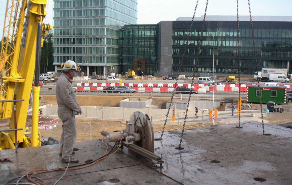 Демонтаж бетона цена москва лаборатория для бетона